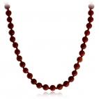 Korálový náhrdelník - kuličky