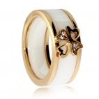 Stříbrný prsten Preciosa Vogue White 5147P00