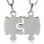 Stříbrný přívěsek - Rozlamovací puzzle