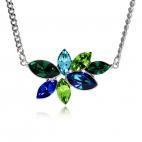 Bižuterní náhrdelník Preciosa Flying by Veronika Combi 2244 70 - 38+7 cm