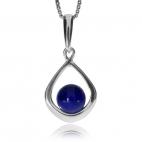 Přívěsek ze stříbra - Lapis Lazuli